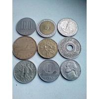 Монеты не лот