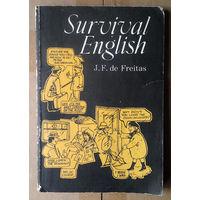 Survival English. Справочное пособие по разговорному английскому языку