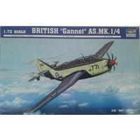 """Английский патрульный самолет """"Ганнет"""",   м. 72"""