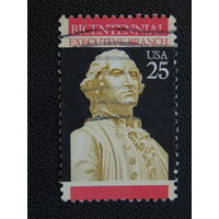 США 1989 г. Д. Вашингтон.