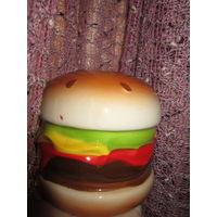Копилка . Гамбургер
