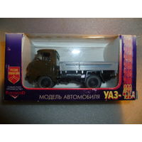 "Модель авто ""УАЗ 452Д"". 1:43."