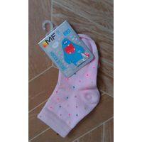 Новые носочки MF для девочки р-р 14 (22-24)