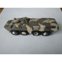 Русские танки #5 БТР-80