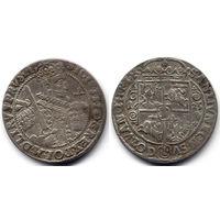 Орт 1623, Сигизмунд III Ваза, Быдгощ. Хорошее состояние