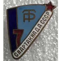 7 СПАРТАКИАДА СССР ТРУДОВЫЕ РЕЗЕРВЫ