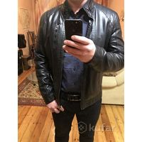 Куртка мужская нат. кожа