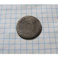 6 грошей 1757 Пруссия
