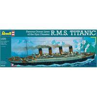 Сборная модель Титаник Океанский лайнер, Ревел(Германия).Маштаб 1:570
