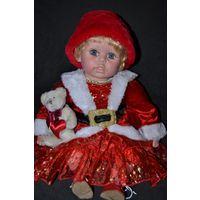 Куколка большая около 60см.