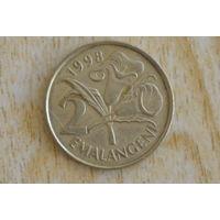 Свазиленд 2 эмалангени 1998