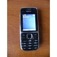 Мобильный телефон б.у. Nokia C2 - 01 (2 сим)