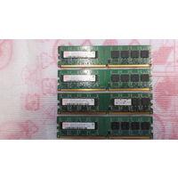 DDR2 1Gb Hynix - оперативная память PC2-6400