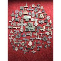 Сборный лот5 интересных фрагментов-запчастей пластики с рубля!