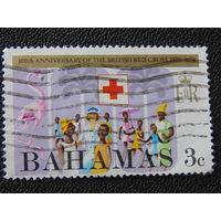 Багамы 1970 г. Медицина.