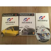 PS2 - Gran Turismo 4. Collection edition - Лицензионный диск