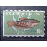 Таиланд 1968 Рыба**