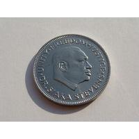 Сьерра-Леоне. 20 центов 1984 год  / Доктор Сиака Стивенс /  KM#30