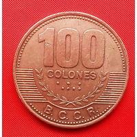 52-09 Коста-Рика, 100 колон 2007 г.
