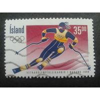 Исландия 1998 олимпиада