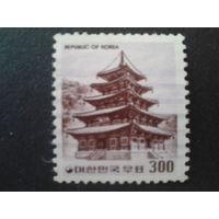 Корея Южная 1977 стандарт