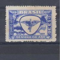 [441] Бразилия 1959. Неделя авиации.Икар.