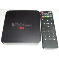 MXQ Pro 4K андроид-тв приставка-медиаплейер