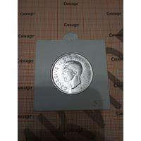 50 центов Канада 1944