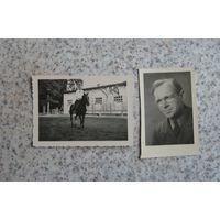 Фото старинные пара аристократ на коне Германия 1939 год