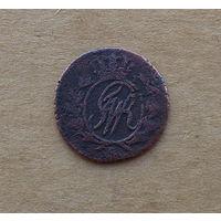 Пруссия, 1/2 гроша 1797 г., Фридрих Вильгельм II (1786-1797)