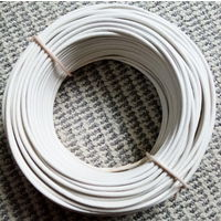 Провод монтажный медный сечение 1,5мм2 40м (2х20м)