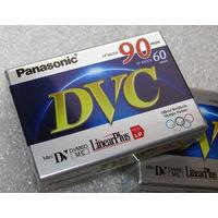 Видеокассеты Panasonic MiniDV