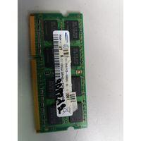 Оперативная память для ноутбука SO-DIMM2Gb Samsung PC-10600 M471B5673FH0-CH9 DDR3 (908213)