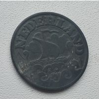 Нидерланды 25 центов, 1942  5-7-30