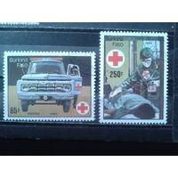 Буркина Фасо 1985 Скорая помощь