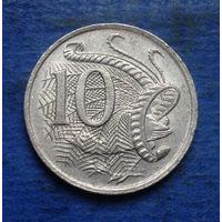 Австралия 10 центов 1984