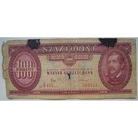 Венгрия 100 форинтов 1984 г.
