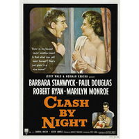 Стычка в ночи / Clash By Night ( DVD5)(Барбара Стэнвик,Пол Дуглас,Мэрилин Монро)