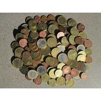 Иностранные монеты всякие
