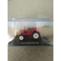 Тракторы: история, люди, машины 72 - Porsche Master 419
