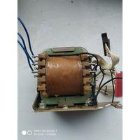 Трансформатор с вольтметра в 7-40 рабочий