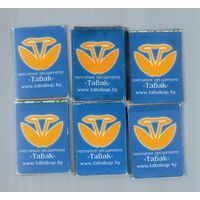 Спичечные коробки. Табак. Вид 2