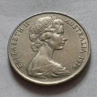 20 центов, Австралия 1976 г.