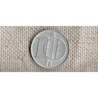 Чехия/Чехословакия 10 геллеров 1977/(NS)