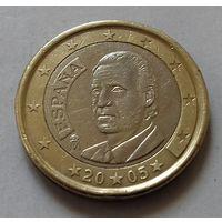 1 евро, Испания 2005 г.