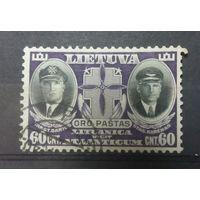Литва  1934 памяти лётчиков