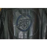 Эксклюзивная зимняя куртка AZZARO с логотипом ФК Зенит