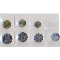 Парагвай комплект монет (7 шт.) 1992-2008 гг. скидки.
