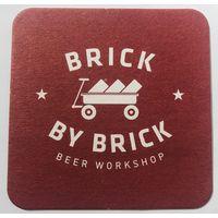 Подставка пивоварни Brick by Brick /Литва/