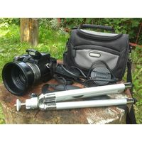 Камера SONY, производство Япония+ штатив (пр-ва Германия)